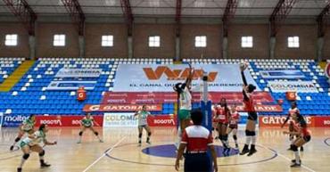 Por superliga de voleibol, Uniquindío perdió ante Unicosta