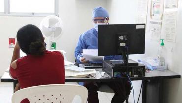 Pacientes Covid confundidos y preocupados por la enfermedad y por el amparo de sus ARL