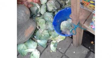 Mala disposición de residuos e insalubridad,  pecados de los vendedores ambulantes