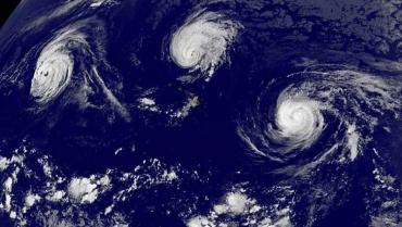 ¿Por qué las temporadas de huracanes se tornan cada vez más activas?