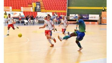 Caciques venció a Faraones y está en semifinal de la Superliga de Microfútbol