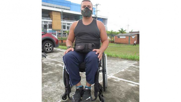 Quindío, en open de tenis en silla de ruedas con sus mejores exponentes