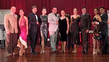 Este sábado, gala final del festival Danzar al compás de un tango