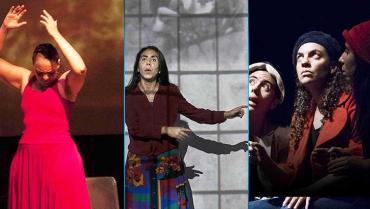 La Trilogía del teatro necesario, para recordar la historia