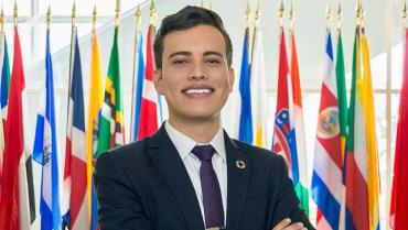 Un quindiano recorre el mundo liderando proyectos sociales con la Onu