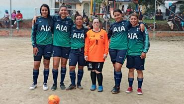 Título de Copa Covid-19 lo definirán este domingo Quimbaya y Las de Siempre