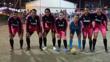 Quimbaya se quedó con el título de la copa Covid-19