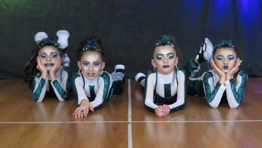 Academia La Magia de Danzar triunfó en varias categorías en el Latinoamericano de Danza World Cup