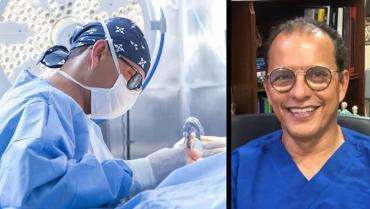 Jorge Mario, el cirujano quindiano que opera gratis a niños con malformaciones