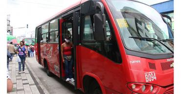 Sube la tarifa del servicio de transporte público en Armenia