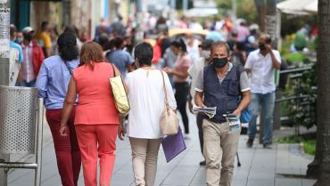 En 2020, Armenia tuvo la cuarta mayor inflación entre las capitales