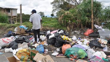 Más de 82.000 toneladas de basura generó Armenia en 2020