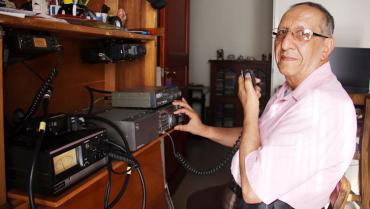 La radioafición, ondas del pasado que sobreviven para salvar vidas