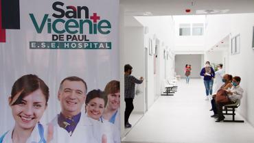 Nuevo hospital de Circasia sería centro de acopio para vacunas Covid-19