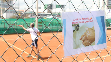 Tenis: el deporte favorito en temporada de pandemia