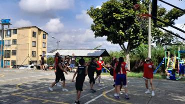 Población del Jesús María Ocampo recibirá formación en baloncesto