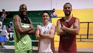 Con participación de deportistas profesionales se realizó Festival de Baloncesto en Quimbaya