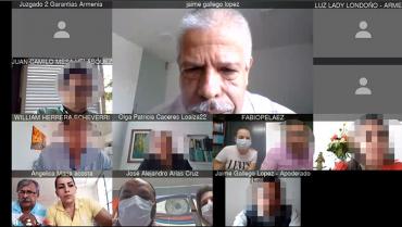 Exgerente del hospital San Juan de Dios no aceptó los cargos imputados