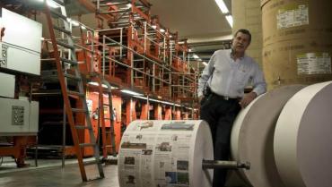 Presidente corporativo de Vanguardia, Alejandro Galvis, falleció en Floridablanca