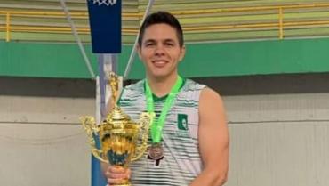 Andrés Mauricio Salazar Ospina, un referente del baloncesto quindiano