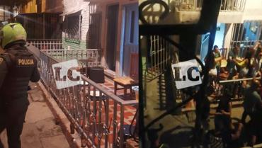 """""""En el barrio Gibraltar no respetan a la Policía"""", Amanda Lasso, presidenta JAC"""