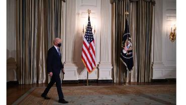 Las frases más significativas del discurso de Biden