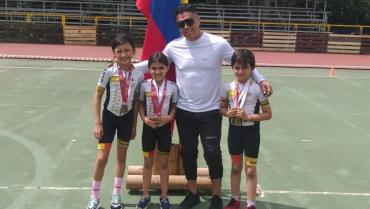 3 deportistas representarán a Quindío en el panamericano de patinaje
