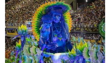 Río se queda sin carnaval por primera vez en su historia pese a vacuna