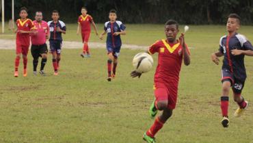 En Calarcá se fomenta la práctica del deporte desde la primera infancia