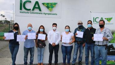 9 predios del Quindío fueron  certificados en inocuidad agrícola
