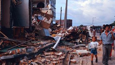 Un nuevo aniversario del terremoto  y la afectación del Patrimonio Cultural