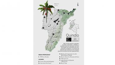 Turismo de naturaleza, una oportunidad para el Quindío