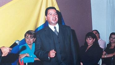 Wilson Rúa, el locutor y político que se hizo a pulso en el Quindío