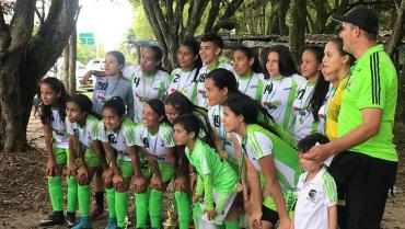 Segundo Cuadrangular Femenino de Fútbol inicia este jueves