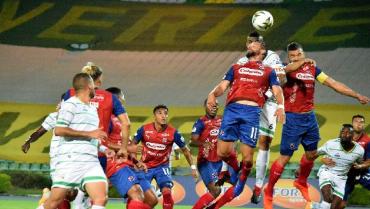 Adiós a final de Copa Dimayor, D. Quindío cayó ante Medellín
