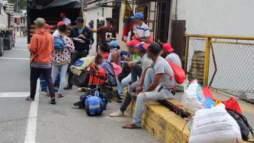 Colombia cerró 2020 con menos migrantes venezolanos que en el 2019