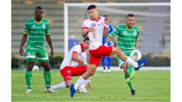 Deportes Quindío venció 1-0 a Unión Magdalena