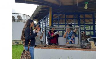 Las custodias, acercamiento a las mujeres que protegen la soberanía alimentaria