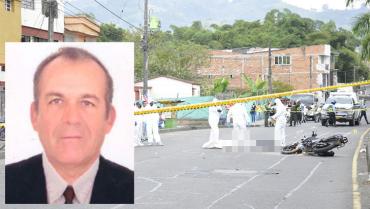 Filandeño murió tras sufrir accidente de tránsito en Dosquebradas