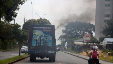 Tribunal obligó a CRQ y a secretarías  de Tránsito a regular calidad del aire
