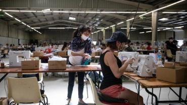 La Producción Industrial de Colombia sufre caída de 9,9 % en 2020