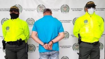 Capturado hombre de 40 años por acceso carnal violento