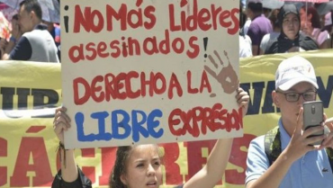 Colombia conecta asesinato de 66 líderes sociales en 2020 a cultivos ilícitos