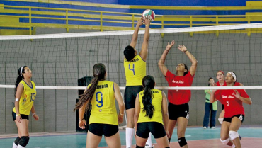 Abierta convocatoria para Copa Liga de Voleibol del Quindío