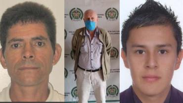 Hombre de 70 años de edad fue capturado por doble homicidio ocurrido en Salento