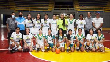 20 mujeres, en convocatoria para la selección femenina de fútbol de salón