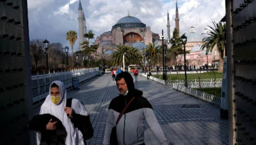 Un padre intenta sacrificar a su hijo en Turquía como ofrenda a Dios