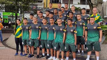Selección sub-15 de fútbol debuta hoy en clasificatorio para juegos nacionales