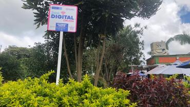120  puntos nuevos de acceso gratuito a internet para los 12 municipios