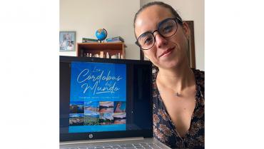Crónica de la quindiana  Nathalia Baena  fue seleccionada para el libro Las Córdobas del mundo